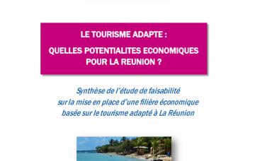 LE TOURISME ADAPTÉ - SYNTHÈSE