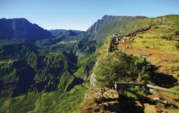 Fréquentation touristique au 1er Semestre 2015 à La Réunion