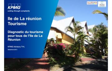 Diagnostic du tourisme pour tous de l'Île de La Réunion