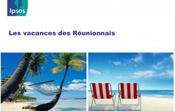 LES VACANCES DES RÉUNIONNAIS