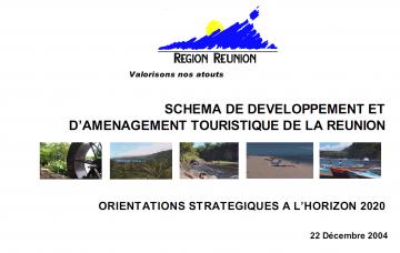 SCHÉMA DE DÉVELOPPEMENT ET D'AMÉNAGEMENT TOURISTIQUE DE LA RÉUNION