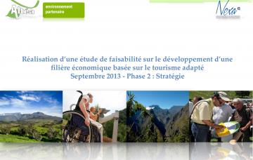 Le tourisme adapté - Phase 2 : Stratégie