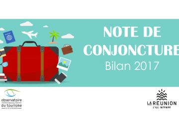 Note de conjoncture Bilan 2017