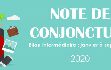 NOTE DE CONJONCTURE 3EME TRIMESTRE 2020